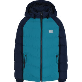 LEGO wear Lwjipe 704 Jacket Kids dark turquoise